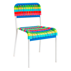 Kids' Multicolor Chair