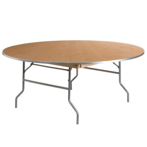 72%22-Round-HEAVY-DUTY-Birchwood-Folding-Banquet-Table
