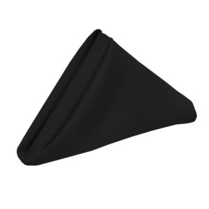 Black-Cloth-Napkin