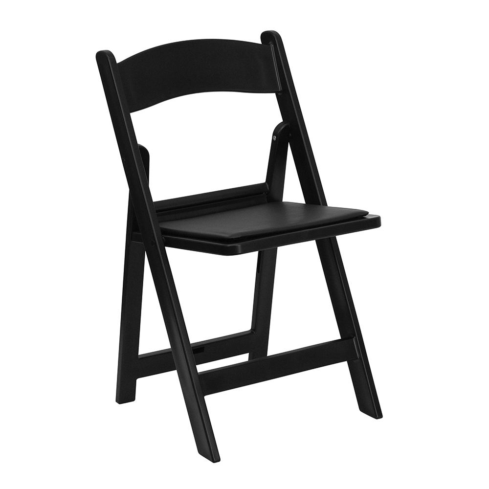Black-Resin-Folding-Chair-with-Black-Vinyl-Padded-Seat