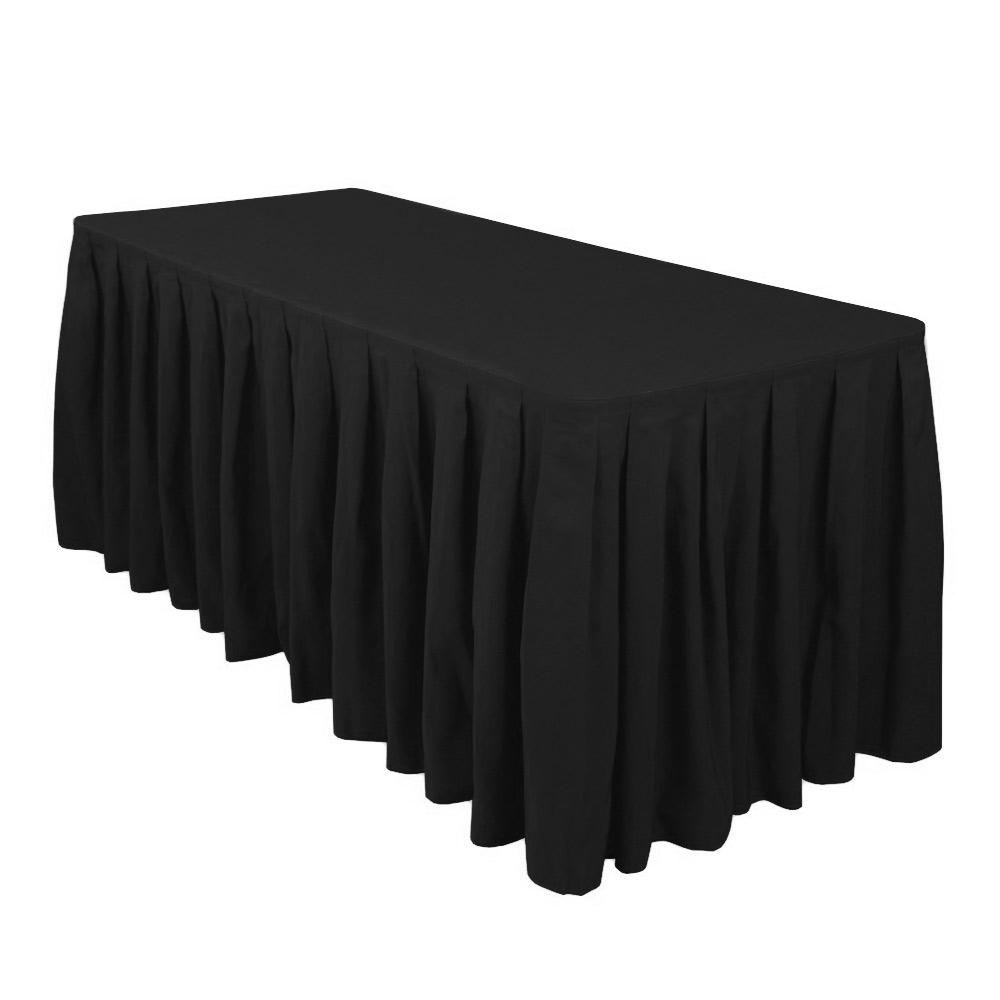 Black-Table-Skirts