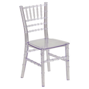 Clear Kids Chiavari Chair