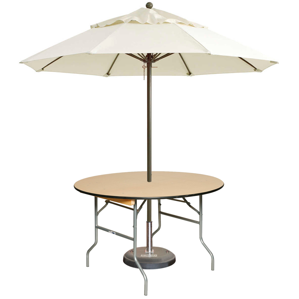 Umbrella-Table-8-to-10-People