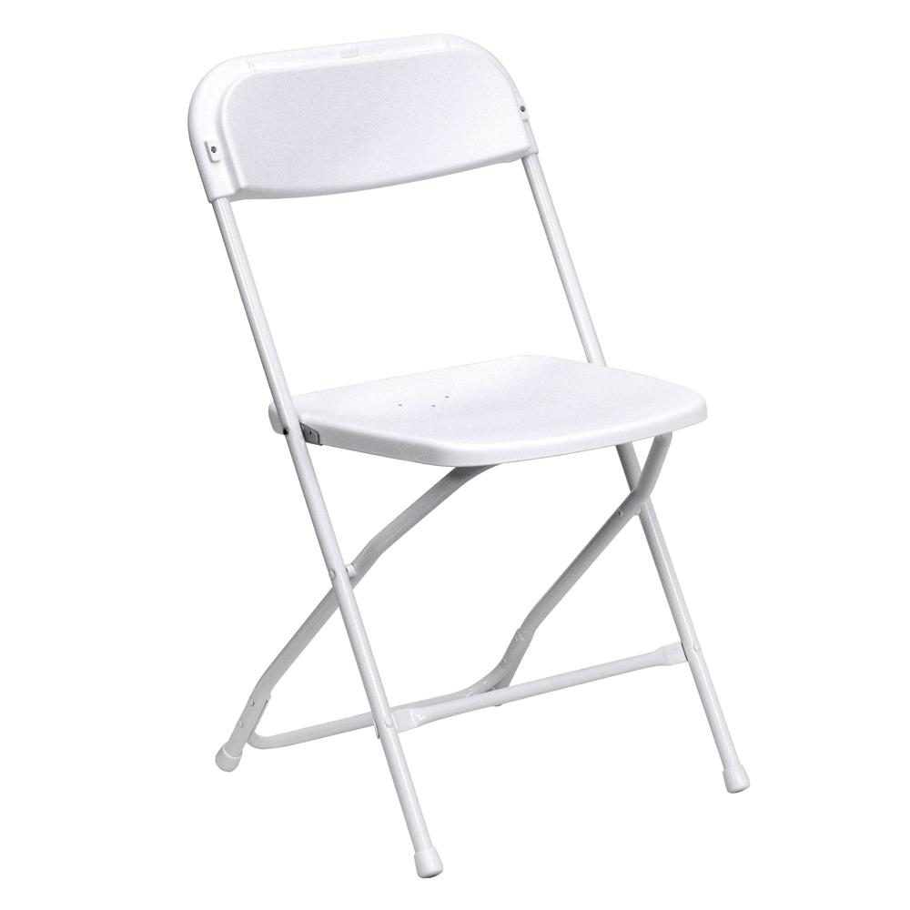 White-Plastic-Folding-Chair