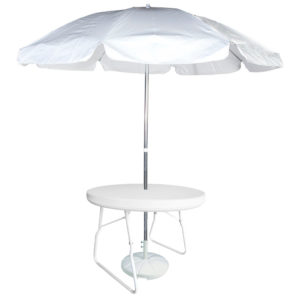 White-Table-with-Umbrella