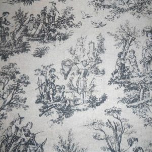 toile-black-white