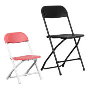 Burgundy-Kids-Plastic-Folding-Chair-Size-Comparison
