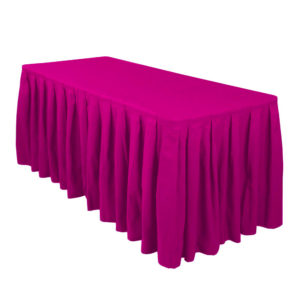 Fuchsia-Table-Skirts